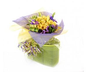 Bouquet Happy Yellow