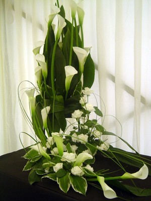 La Fleur Floreria Envio El Mismo Dia Arreglo De Alcatraces