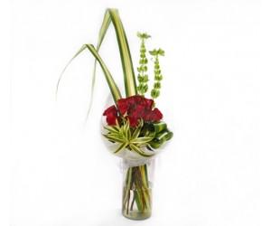 Bouquet Amor en docena