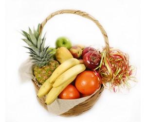 Frutal en canasta