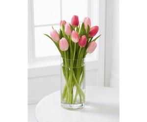 Ramo de Tulipanes Rosas